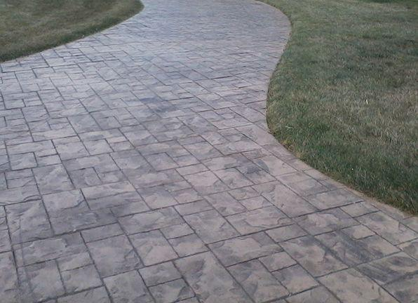 Stamped Concrete gallery image 4