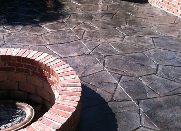 Stamped Concrete gallery image 1