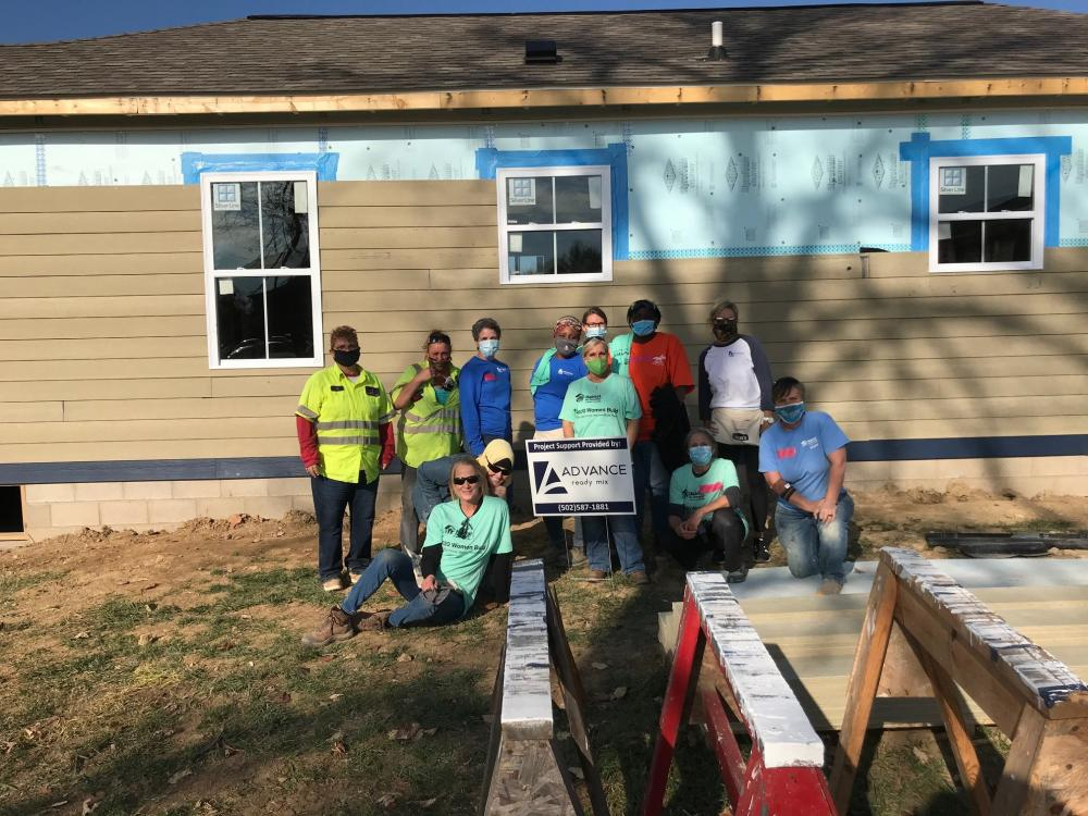 Habitat for Humanity: Women Build featured image