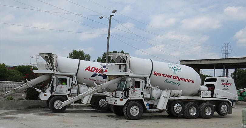 Advance Ready Mix Creating Awareness for Non-Profits with Truck Art featured image