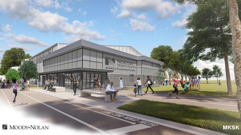 The Norton Sports Health Athletics & Learning Complex featured image