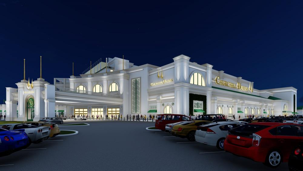 Churchill Downs Turn 1 Project featured image