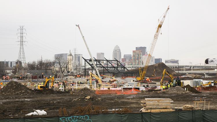 Louisville FC Soccer Stadium! featured image